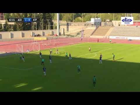 ACOTV Jumprun ottelukooste: AC Oulu - FC KTP 21.5.2018