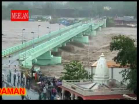 FLOOD IN DAMAN