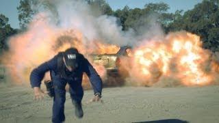 Pizza Panic - Modern Warfare veteran saves the day