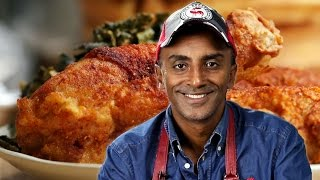 Food : How to Make Fried Chicken? By Marcus Samuelsson