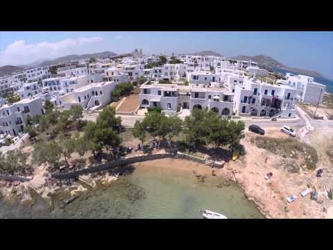 Paros Agioi Anargyroi beach