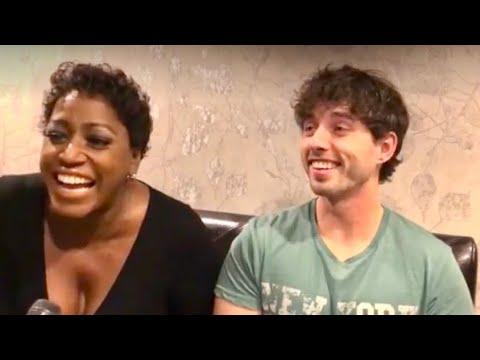 Mica Paris & Keith Jack INTERVIEW - FAME The Musical UK Tour 5* Cast