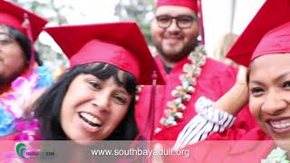 SOUTH BAY ADULT  SCHOOL GRADUATION MASTER
