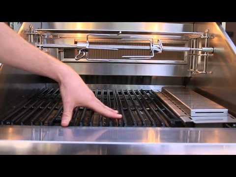 Viking Ultra Premium 500 Series Grill With Trusear Youtube