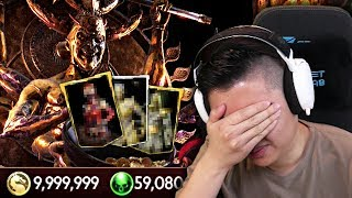 Mortal Kombat 11 - Spending The MAX Amount of KOINS in The KRYPT!!