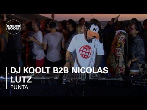 DJ Koolt B2B Nicolas Lutz Boiler Room Punta Del Este DJ Set