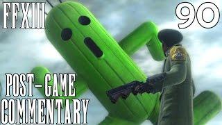 Final Fantasy XIII PC Walkthrough Part 90 - Gigantuar 5* Troubles (Mission 54, 52 and 53)