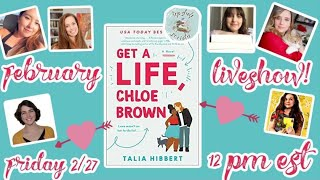 Get A Life Chloe Brown   Top Shelf Society Live Show