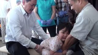 Võ Hoàng Yên cùng Ývien ngày 3 tháng 5 năm 2014-2
