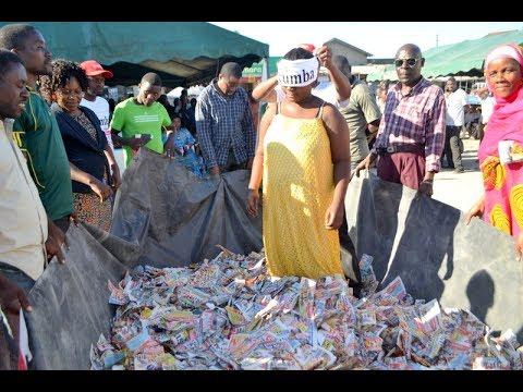 LIVE: Washindi Wanavyopatikana Droo Ndogo  ya Nne ya Shinda Nyumba