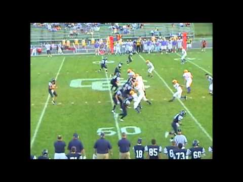 Mike Murphy high school football highlights