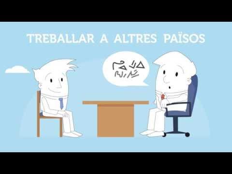 Prova de nivell de tercera llengua a la Universitat de Barcelona