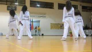 Re.Act (CRC Quinta dos Lombos) no Campeonato Distrital HIP HOP de Setúbal 2012