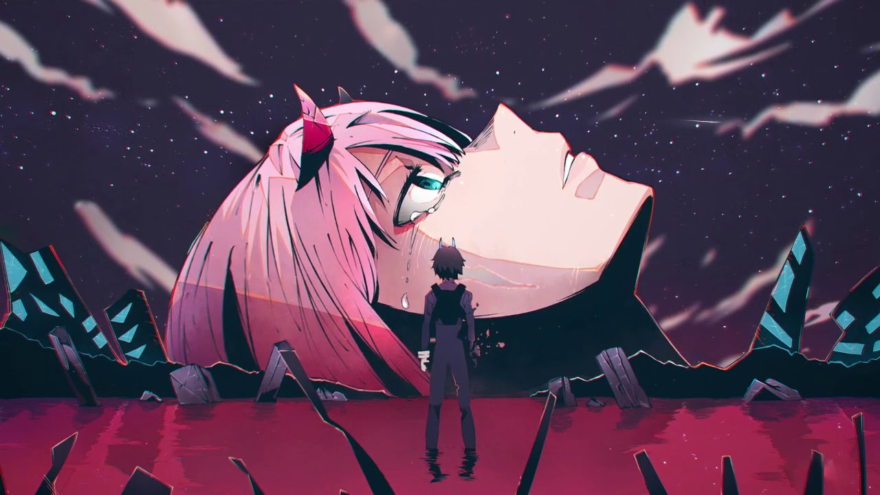 Hiro & Zero Two Genesis Evangelion - Darling in the ...