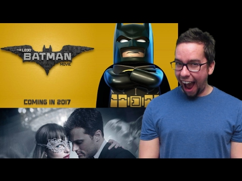 The LEGO Batman Movie Beats Out Fifty Shades Darker - Box Office