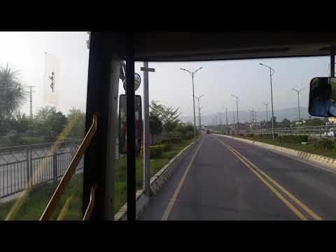 Metro Station- Rawalpindi to Islamabad