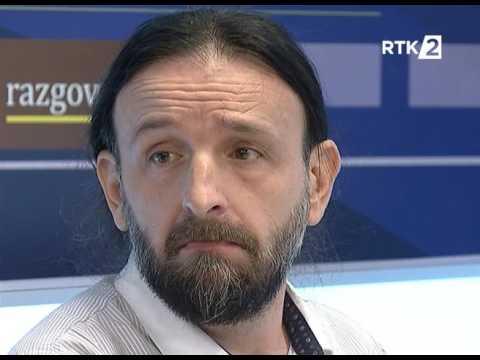 "Emisija ""Razgovor"" РТК2, gosti advokat Azem Vlasi i novinar i pisac Živojin Rakočević."