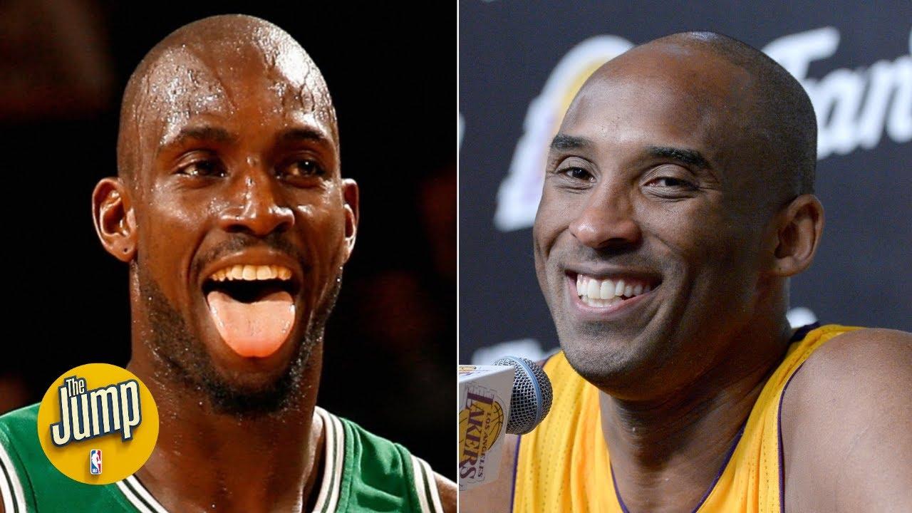Celtics Legend Kevin Garnett Says Being Called a Hall of Famer Is ...