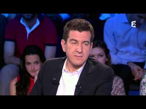 Matthieu Pigasse DG de la banque Lazard France On n'est pas couché 12 avril 14 #ONPC