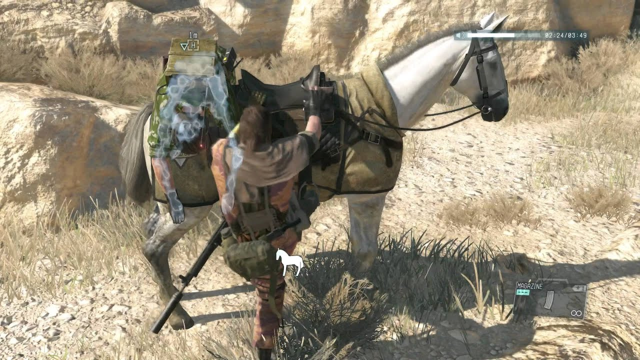 how to get take on me in mgsv