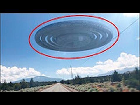 penampakan ufo dan alien mendarat di bumi youtube