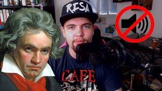 #Beethovenchallenge - OHNE zu HÖREN einen Song machen (prod. by 2bough&ChipmunkbeatZ)