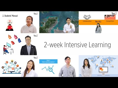 Interactive Online Learning Course Trailer
