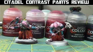 THESE NEW CONTRAST PAINTS ARE CRAZY!!!!