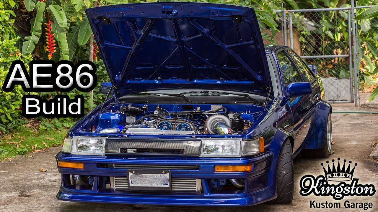 Toyota Corolla Ae86 Rwd 3sgte Swap Kingston Jamaica Part 2