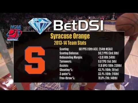 Syracuse Orange Odds | 2014-2015 NCAA Basketball Team Betting Preview