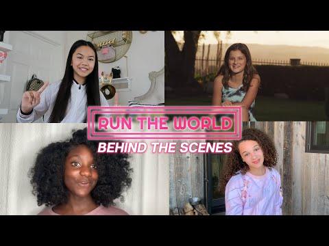 Run The World: Behind the Scenes Trailer