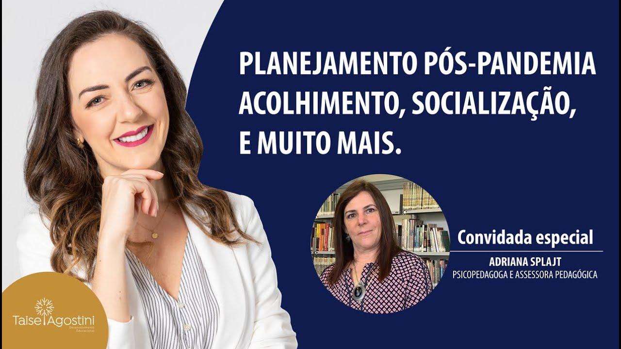 ATIVIDADES PARA VOLTA ÀS AULAS PÓS-PANDEMIA