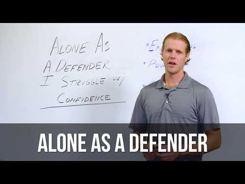Lacrosse One on One Defense