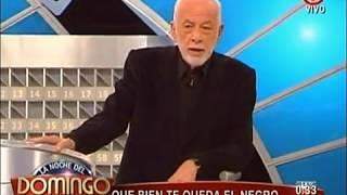 Repeat youtube video Veronica Crespo en La noche del domingo (08/05/2011)