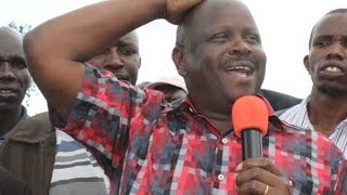 Governor Isaac Ruto accuses Jubilee Gov't of graft