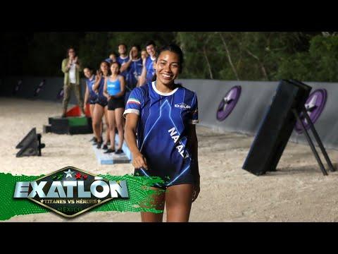 ¡Natali Brito es la quinta eliminada de Exatlón!   Episodio 22   Exatlón México