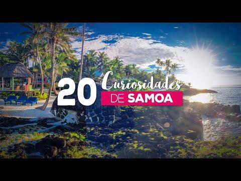 20 Curiosidades de Samoa 🏝 | El país de los tatuajes y la familia