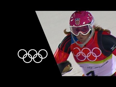 Janica Kostelic  Most Successful Female Skier Ever  Olympic Records