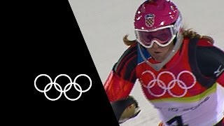 Janica Kostelic - Most Successful Female Skier Ever | Olympic Records
