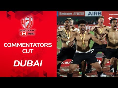 Commentators Cut: Best and funniest moments from Dubai