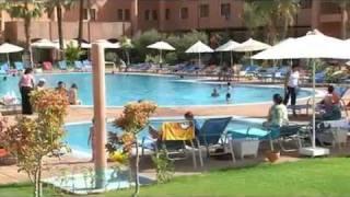 Hôtel Club Atlas Targa Resort - Marrakech Maroc