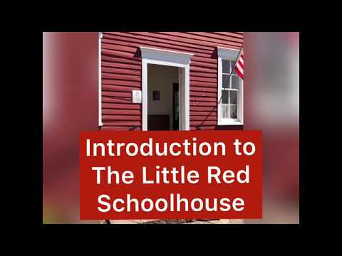Welcome to the Little Red Schoolhouse