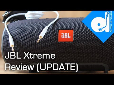 JBL Xtreme Review UPDATE: The Problems - TDMAS - YouTube