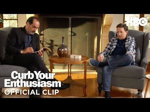 'Blast From the Past' Ep. 8   Curb Your Enthusiasm  Season 9