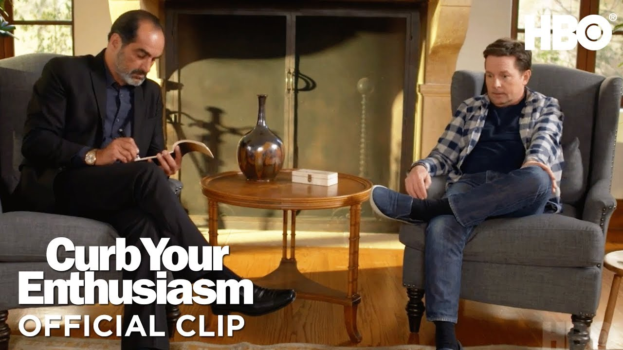 Download 'Blast From the Past' Ep. 8 Clip   Curb Your Enthusiasm   Season 9
