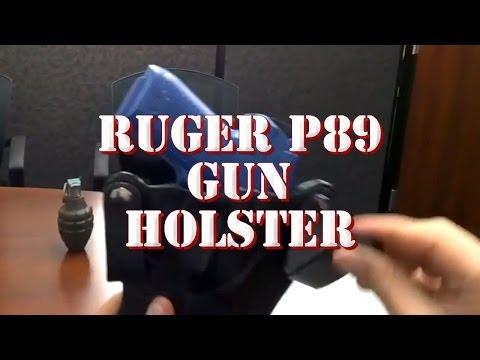 Popular Ruger P-Series & Handgun holster videos