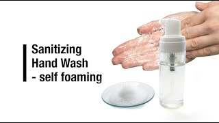 Do you want to learn how make a sanitizing hand wash? this video shows how, using materials can access from small local suppliers. get making your...