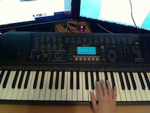 Lady Ga Ga - Pokerface Live Acoustic Version - Full Piano Tutorial - Jenton