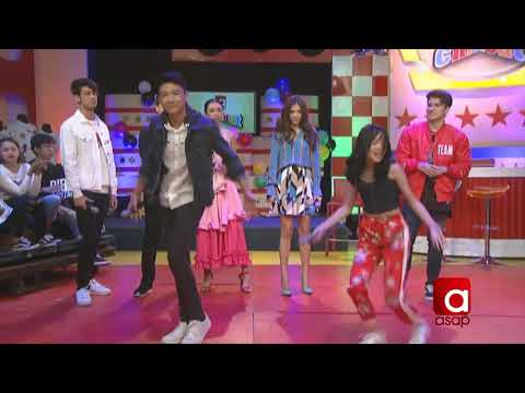 ASAP Chillout:  Darren and AC dance to BTS's Go Go