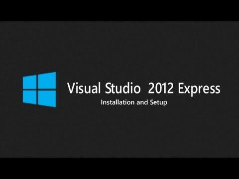 keygen visual studio 2012 express